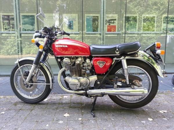 Honda CB 450 Seitenständer